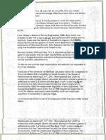 Jordan Affidavit of Committing Identity Theft