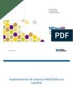Implementacion de Sistemas SCADA Con LabVIEW