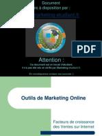 Outils de Marketing Online