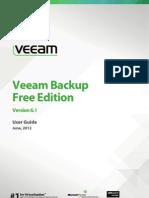 Veeam Backup Free User Guide 6 1