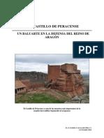 EL CASTILLO DE PERACENSE, UN  BALUARTE EN LA DEFENSA DEL REINO DE ARAGÓN