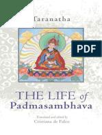 Falco, Cristina de (Tr). Kunga Nyingpo Taranatha. the Life of Padmasambhava