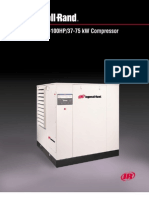 50HP to 100HP Rotary Screw Air Compressor_Brochure