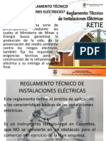 QUÉ ES EL REGLAMENTO TÉCNICO DE INSTALACIONES