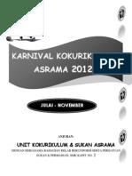 Proposal Karnival Kokurikulum  Asrama