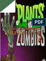 Tutoria Plantas vs Zombis