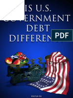 Is U.S. Debt Different