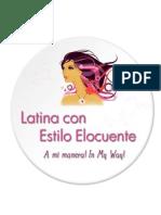 New Latina Con Estilo Elocuente Media Kit 2013