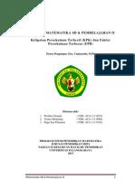 Makalah KPK Dan FPB(Husna Andalusia 2015)