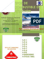 Tipos de Combustible Presentacion Final