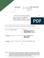 Adhesivo de Almidon