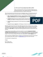 CFA Los-changes-2012-2013