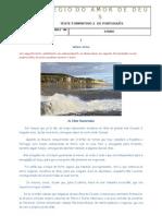Teste 14 - As Ilhas Encantadas