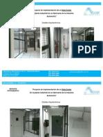 Data Center Tier 1planta Industrial