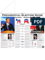 Presidential Election Guide