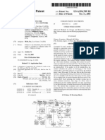 Method and apparatus for monitoring traffic in a network (US patent 6954789)