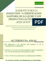 Reglamente Inspeccion Certificacion Sanitaria