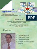 Intelligent Web Application