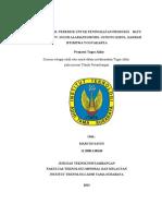 Kajian Teknis Peremuk Untuk Peningkatan Produksi Batu Gamping Di Pt