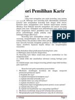 TEORI PEMILIHAN KARIR.pdf
