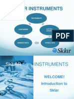 Introduction to Sklar FIME 2012