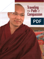 17th Karmapa Traveling the Path of Compassion 37 Practices of a Bodhisattva Clear