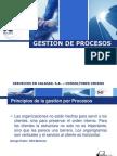 Gestion de Procesos 2013