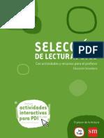 Seleccion de Lecturas 2012