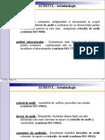 ISO 17025 - Auditul Calitatii