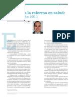 Salud Reforma 2011