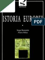 Bernstein Serge & Milza Pierre - Istoria Europei Vol. I