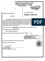 Forsyth City Councilman Arrested