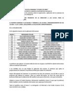 APLICACIÓN DE EXAMEN DE MATEMÁTICAS BLOQUE III