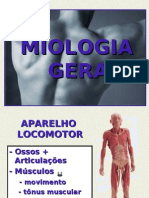 Miologia Geral