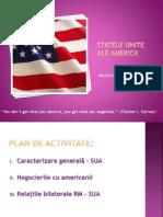 Negociere - Statele Unite Ale Americii