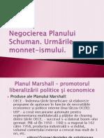 Negocierea Planului Schuman
