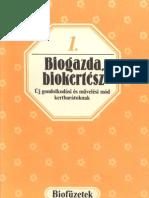Biofüzetek 01 - Seléndy Szabolcs - Biogazda, biokertész