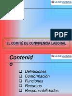 EL COMITÉ DE CONVIVENCIA LABORAL LAB