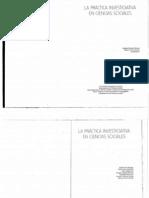 Doc3 - La construcción del objeto y los referentes teóricos de la investigación social