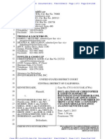 Kenneth Eade v. Investorshub.com, Inc. Et Al Doc 98-1 Filed 04 Mar 13