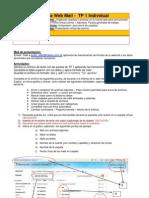 TP 1 Web Mail Individual