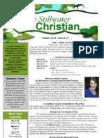 3/12/13 Newsletter