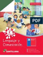 Libro Lenguaje 1 Basico
