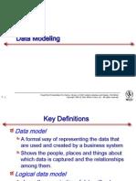 Data Modelling -ERD&Normalisation