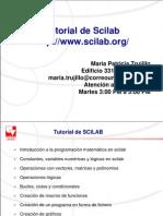 1. Tutorial de SCilab