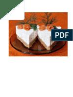 Cheesecake Cu Somon