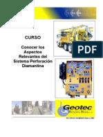 Manual de Perforacion Diamantina GEOTEC