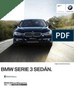 Ficha Tecnica BMW 320iA Sedan Automatico 2013
