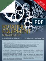 Rotating Equipment Event nadeem