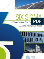 Six Sigma Brochure  Event nadeem